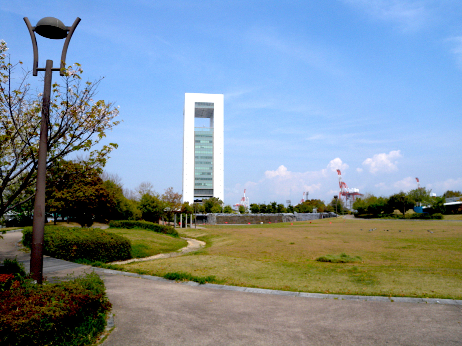 霞港公園・シドニー港公園