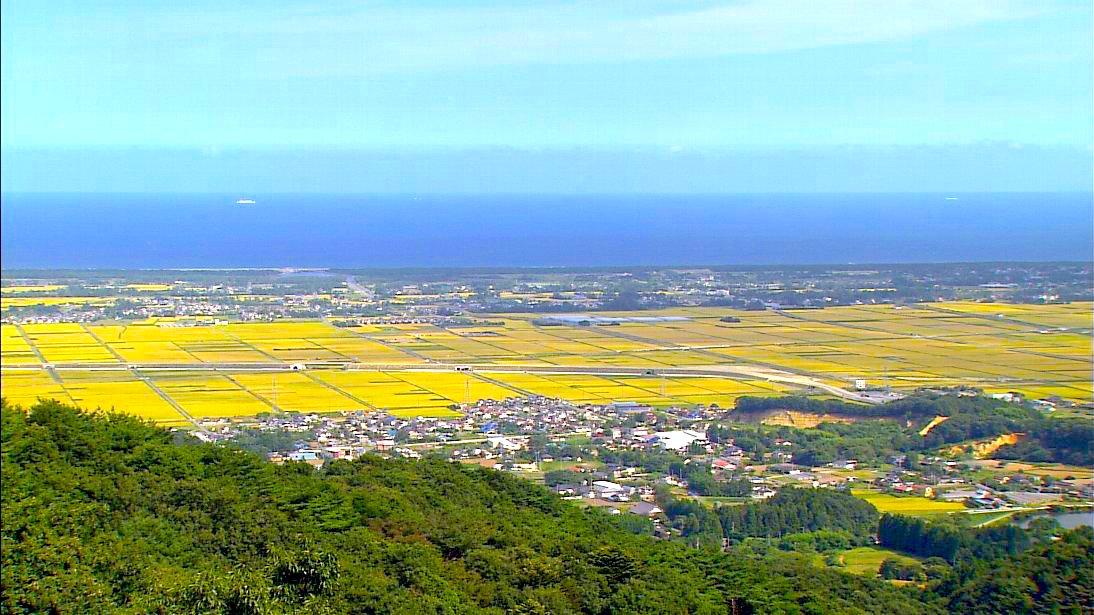 四方山展望台