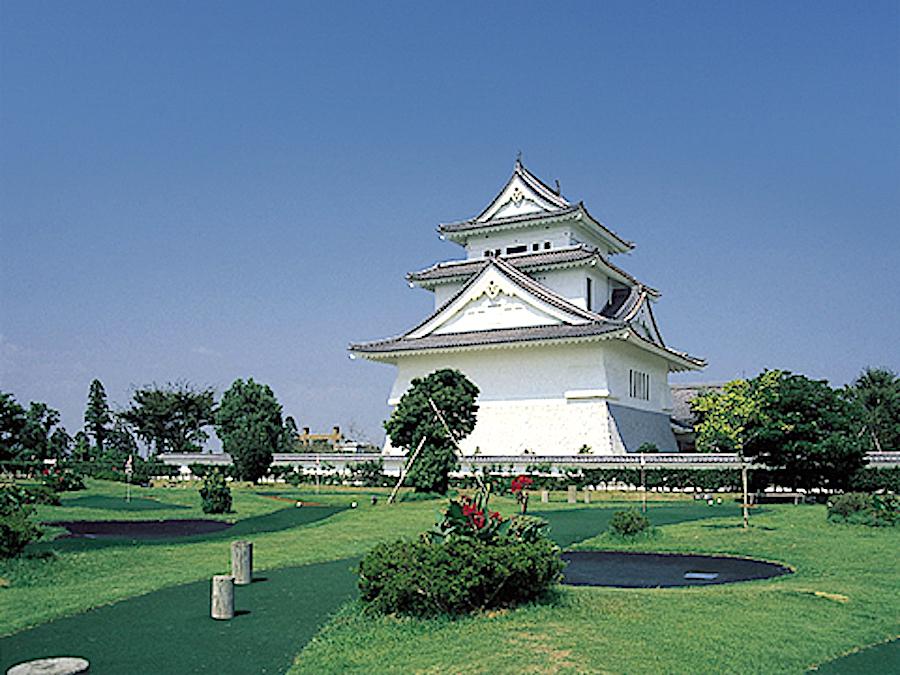 天ヶ城公園(宮崎市天ケ城歴史民俗資料館)
