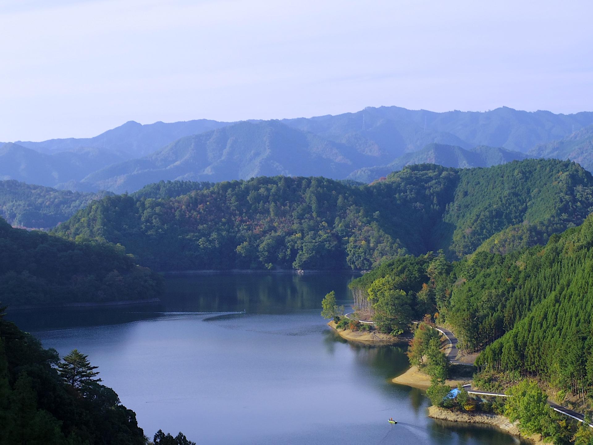 津風呂湖(津風呂ダム)