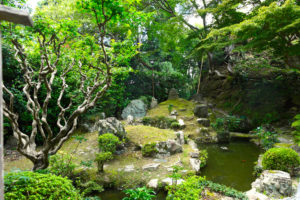 吉水神社庭園