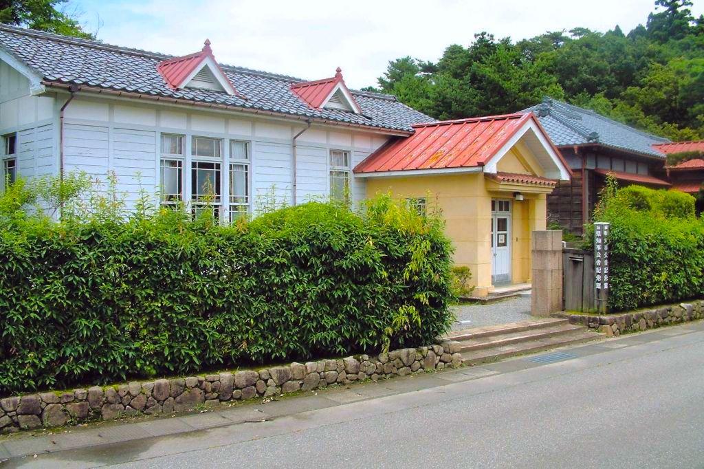 新発田市旧県知事公舎記念館