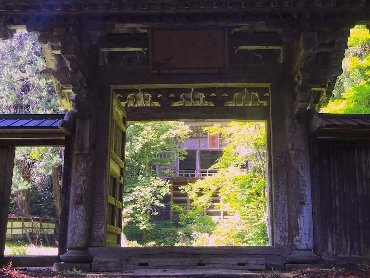 清水寺(佐渡)