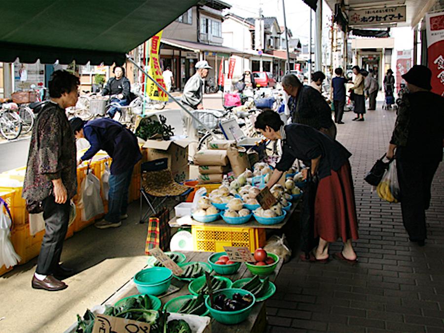 本町下市場(フレッシュ本町)