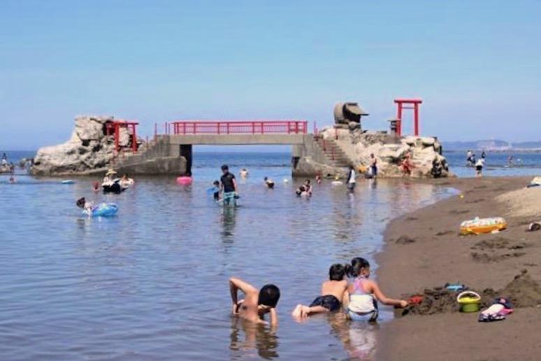 番神・西番神海水浴場