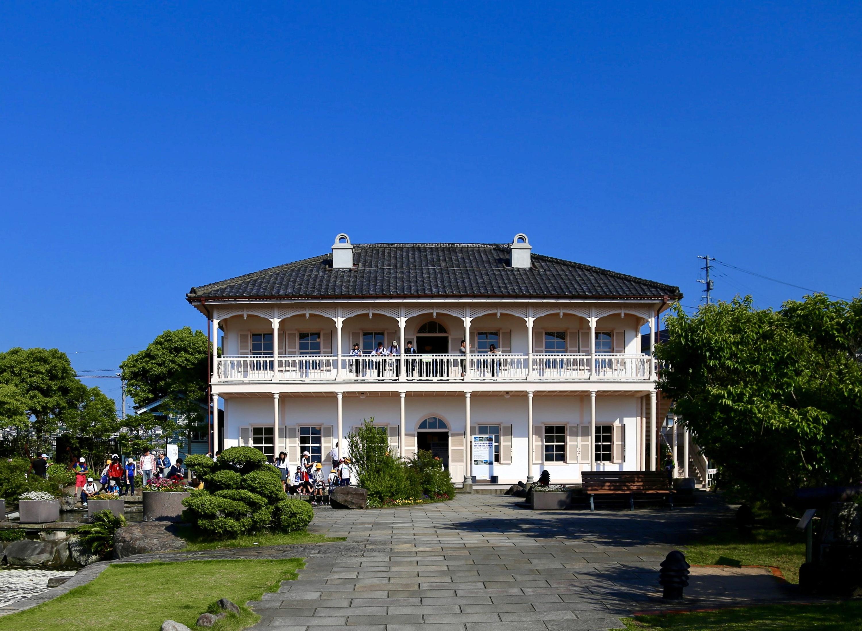 グラバー園・旧三菱第二ドックハウス