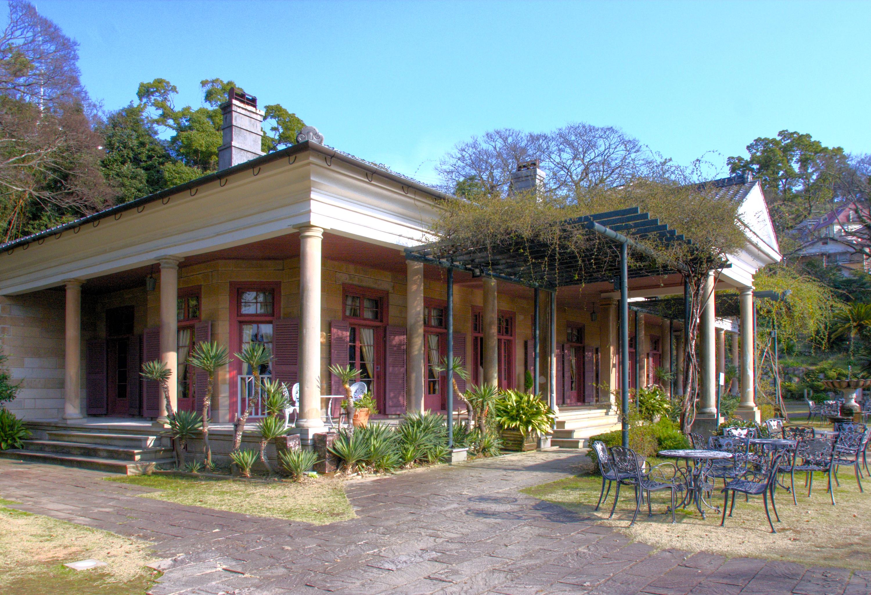 園 グラバー