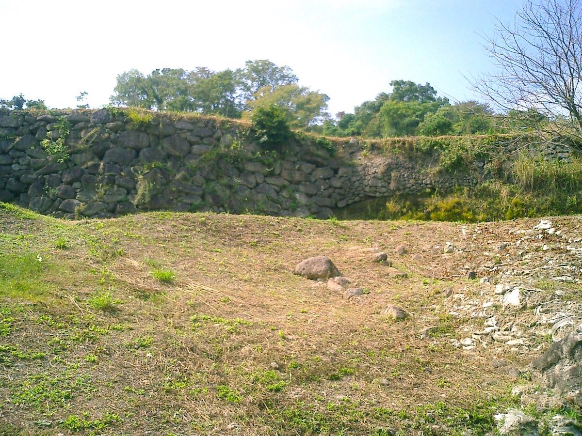 日野江城跡