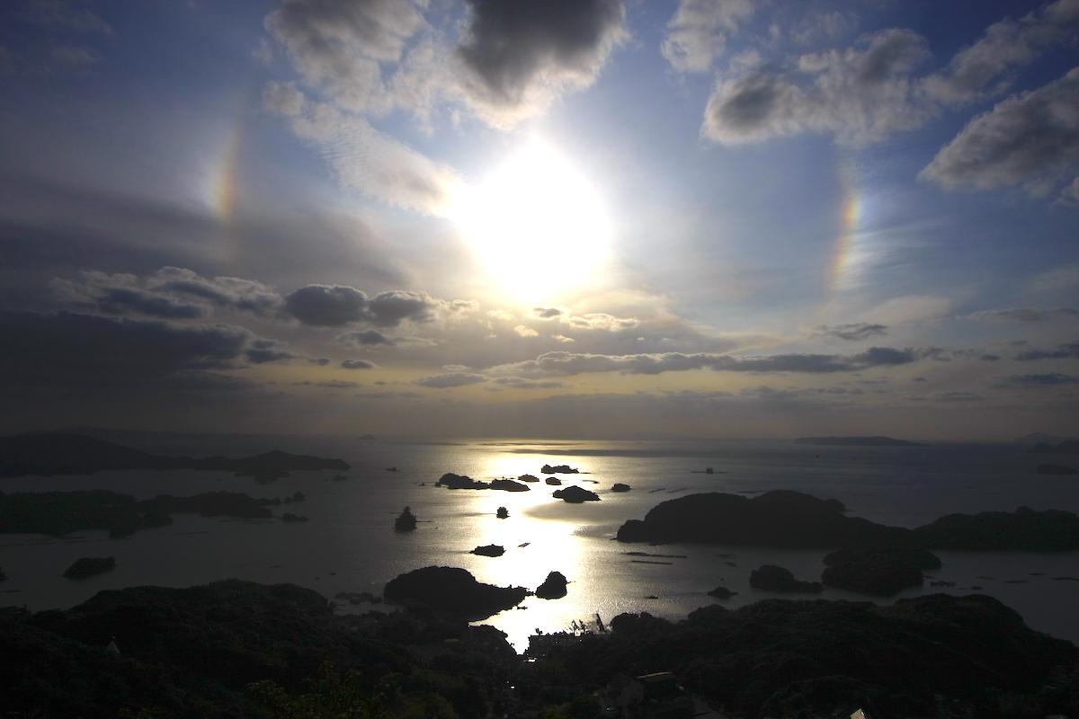 石岳展望台