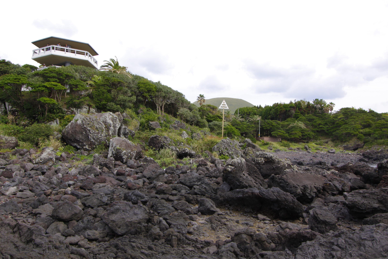 鐙瀬溶岩海岸