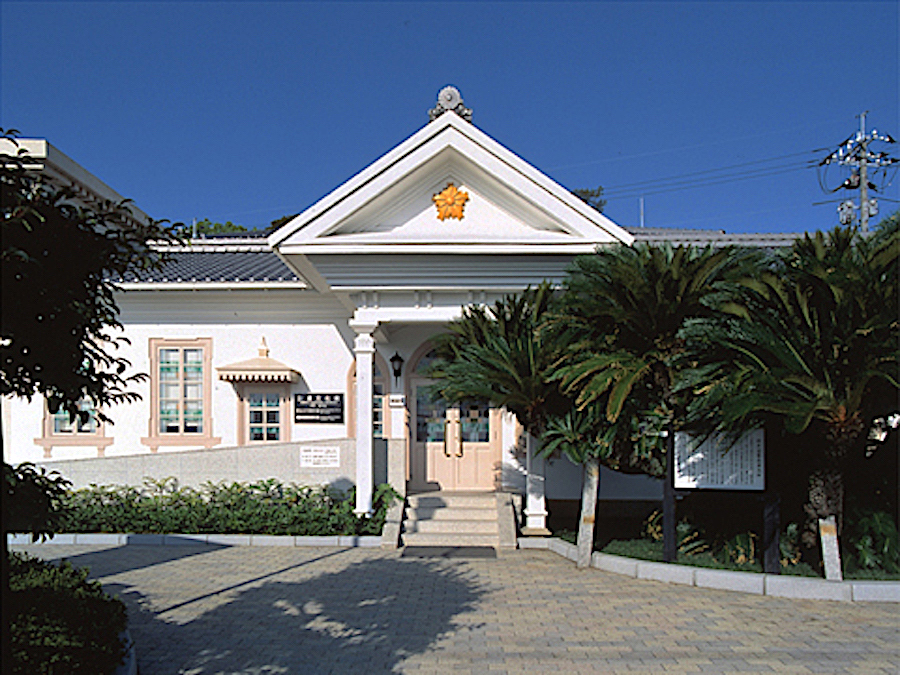 牛窓海遊文化館