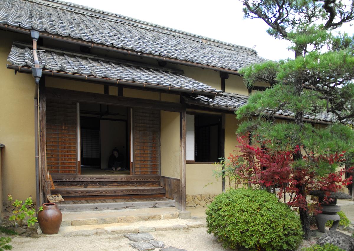 武家屋敷・旧折井家