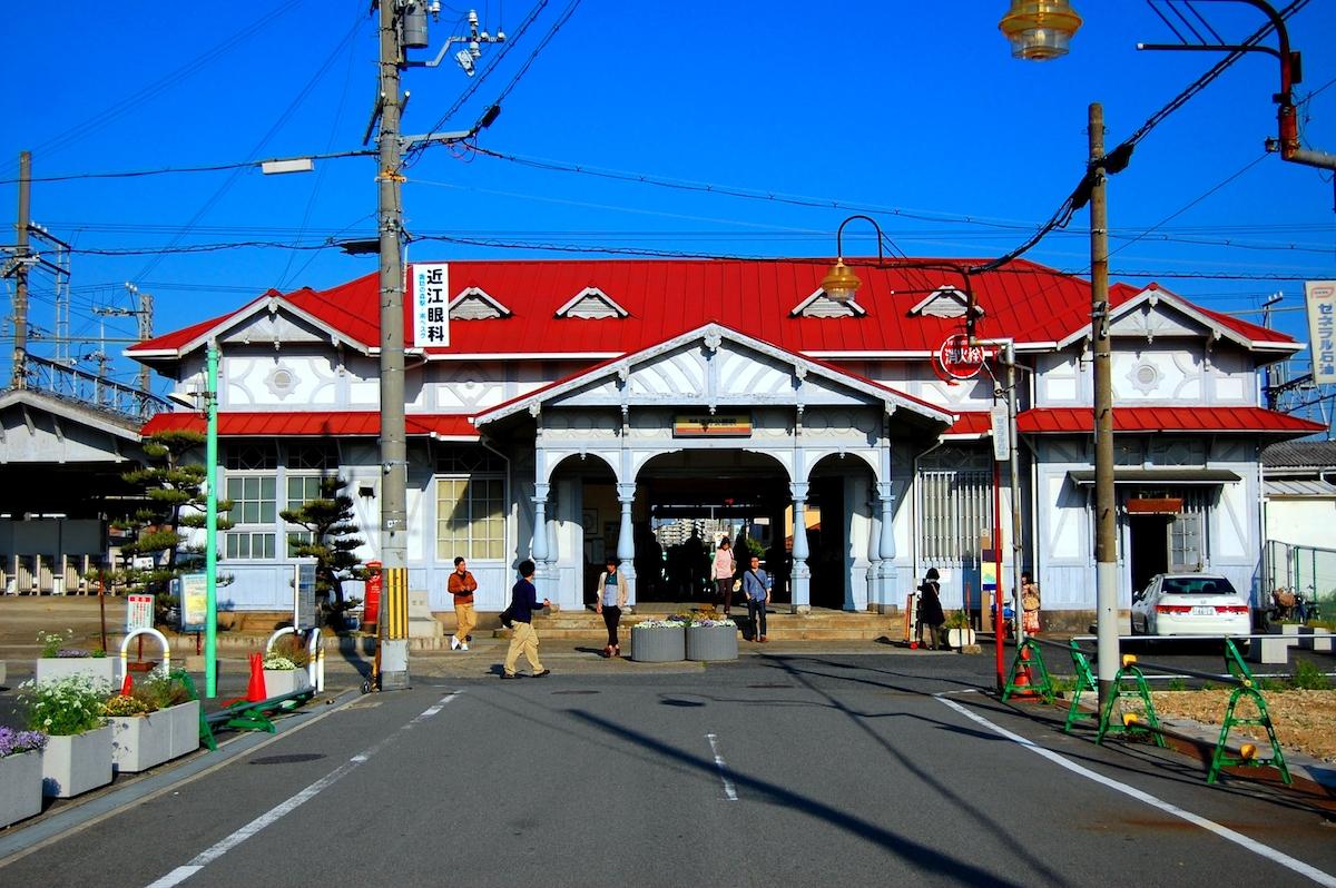 浜寺公園駅旧駅舎