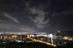 五月山ドライブウェイ・秀望台