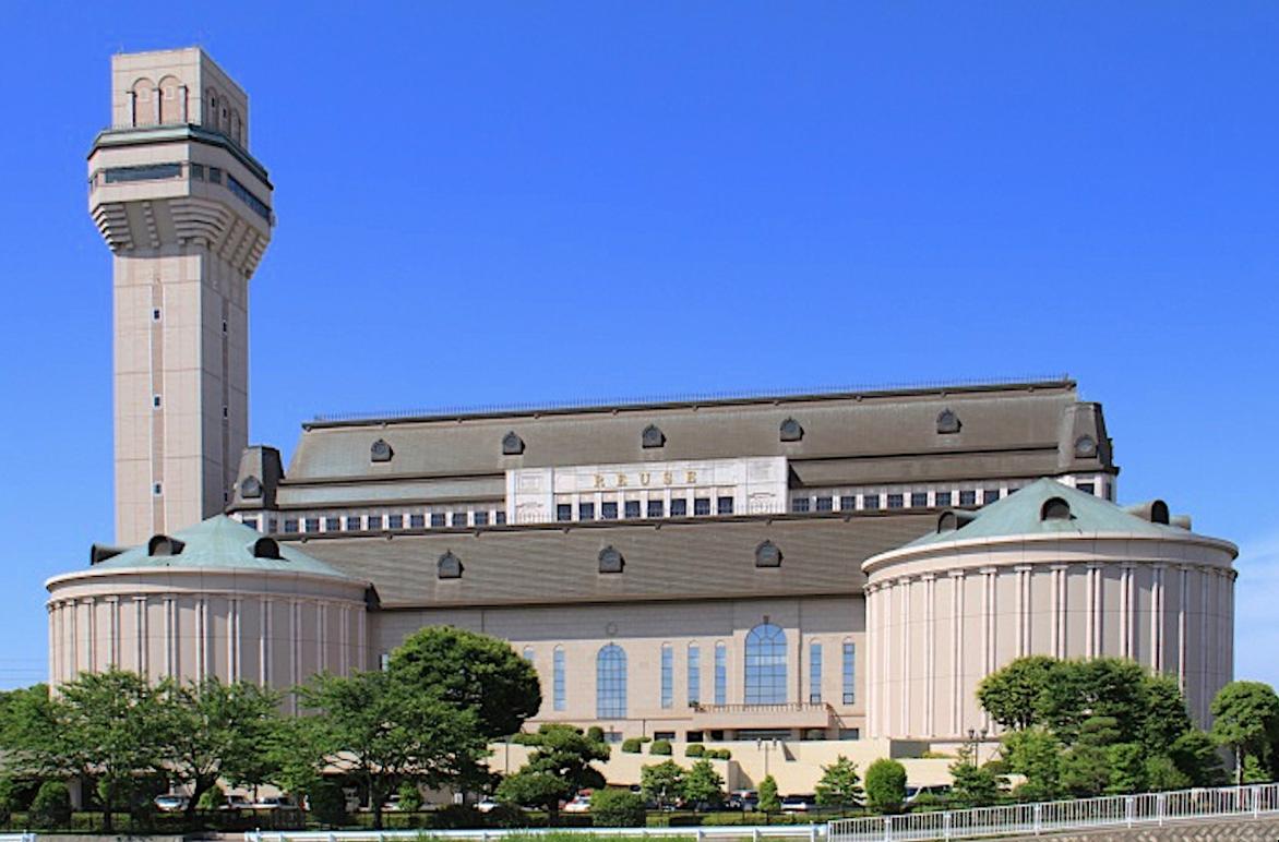 東埼玉資源環境組合第一工場ごみ処理施設