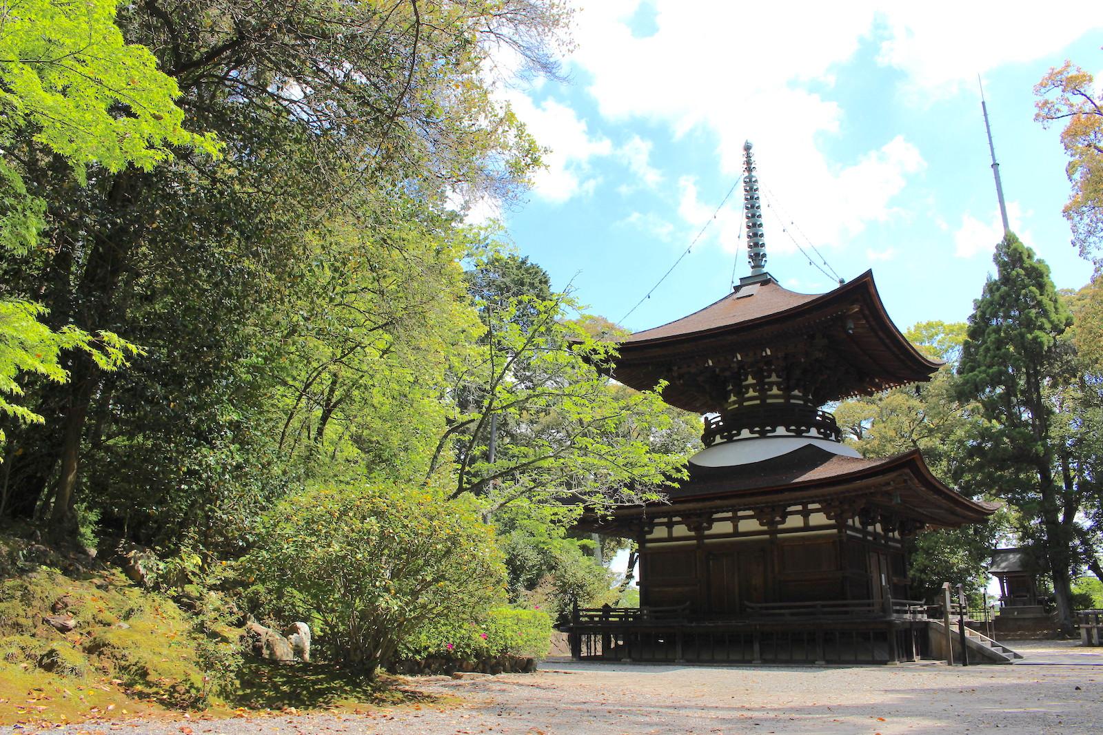 石山寺・多宝塔
