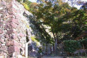 安土城 徳川家康邸跡(摠見寺仮本堂)