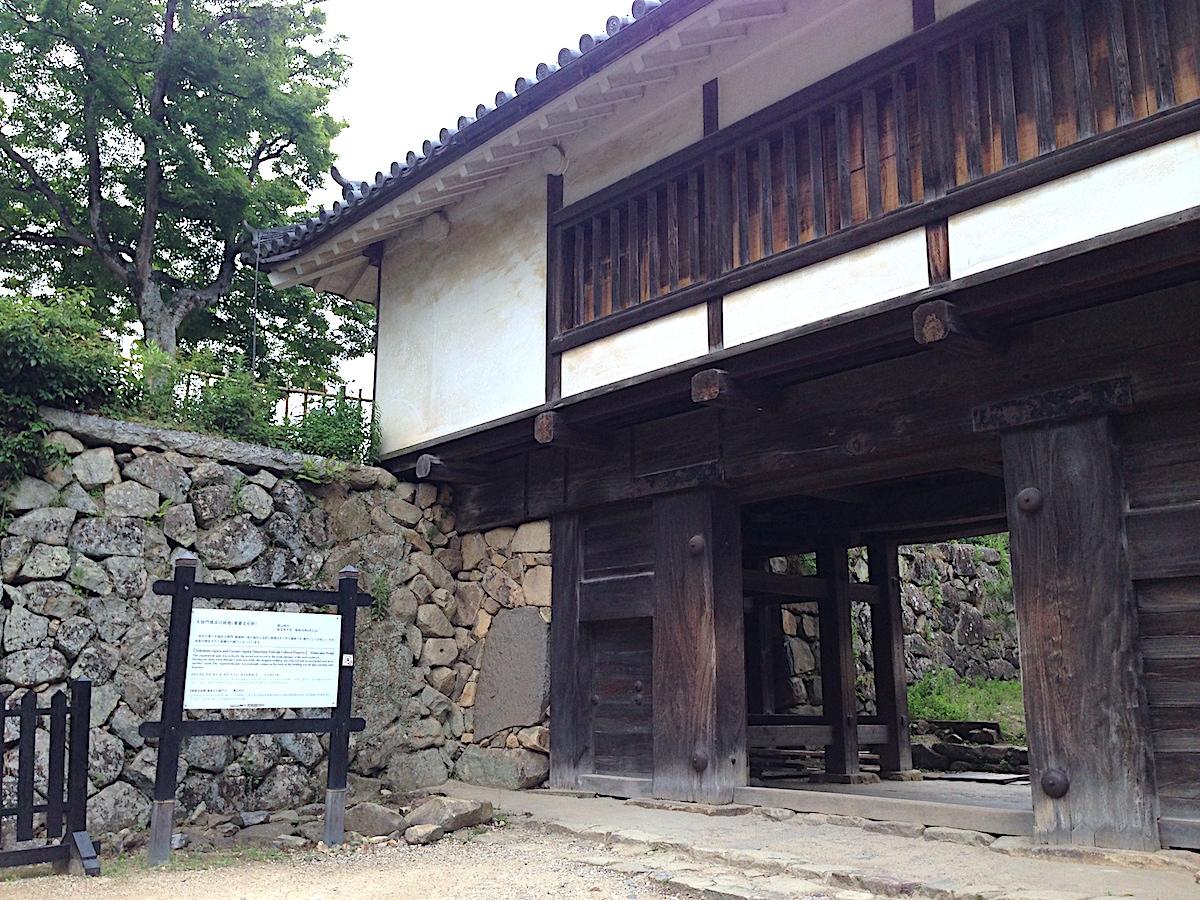 彦根城・太鼓門櫓