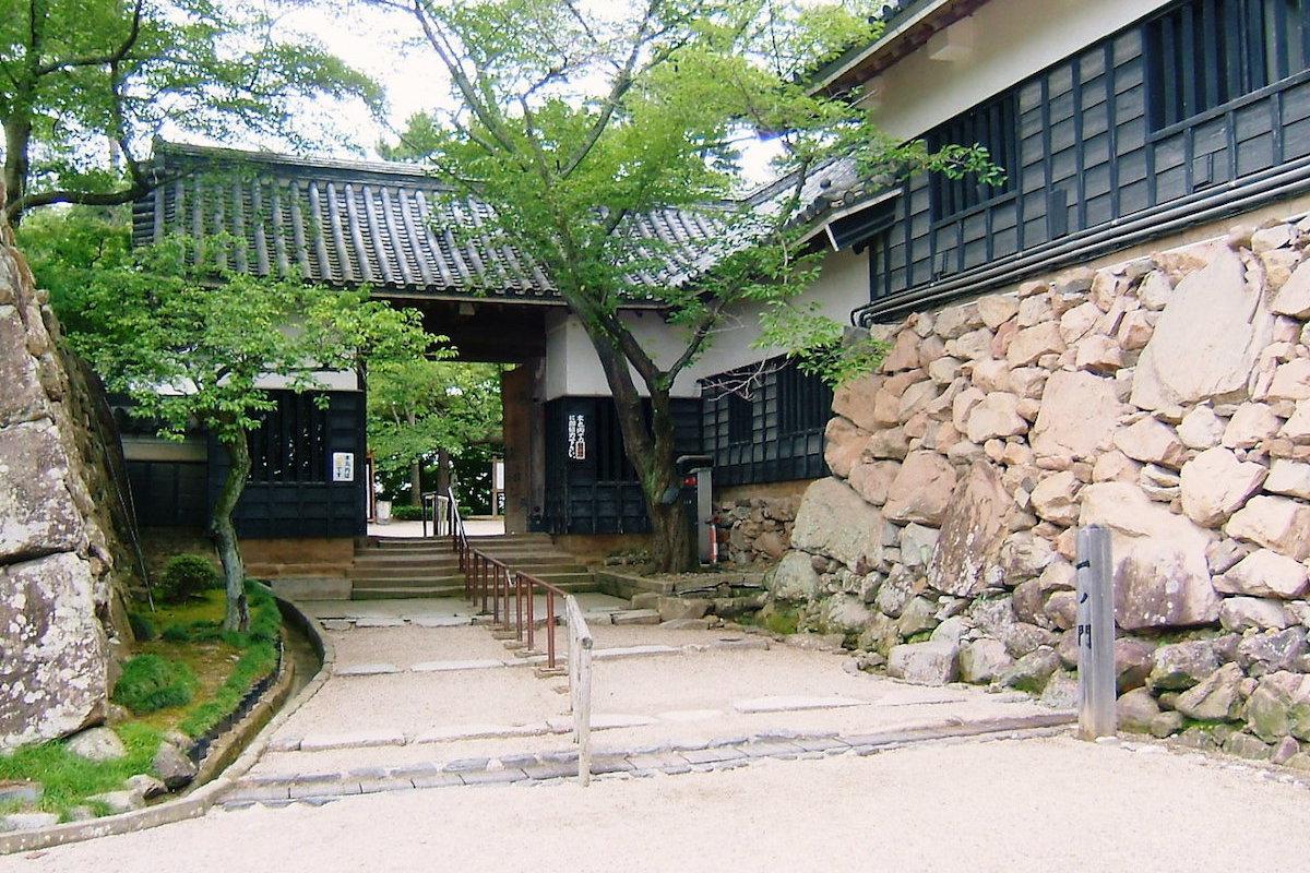 松江城(城山公園)