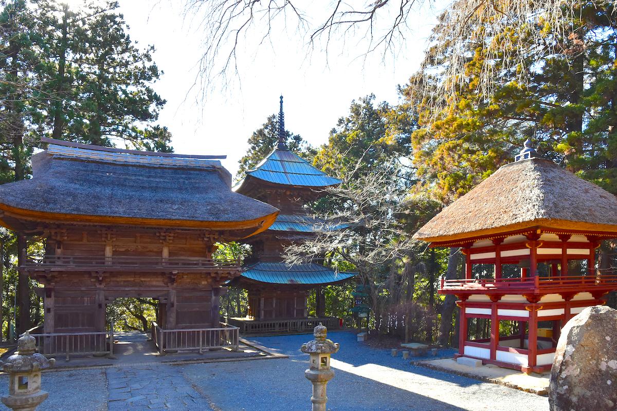 西明寺(益子観音)
