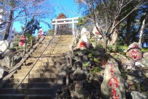 駒込富士神社