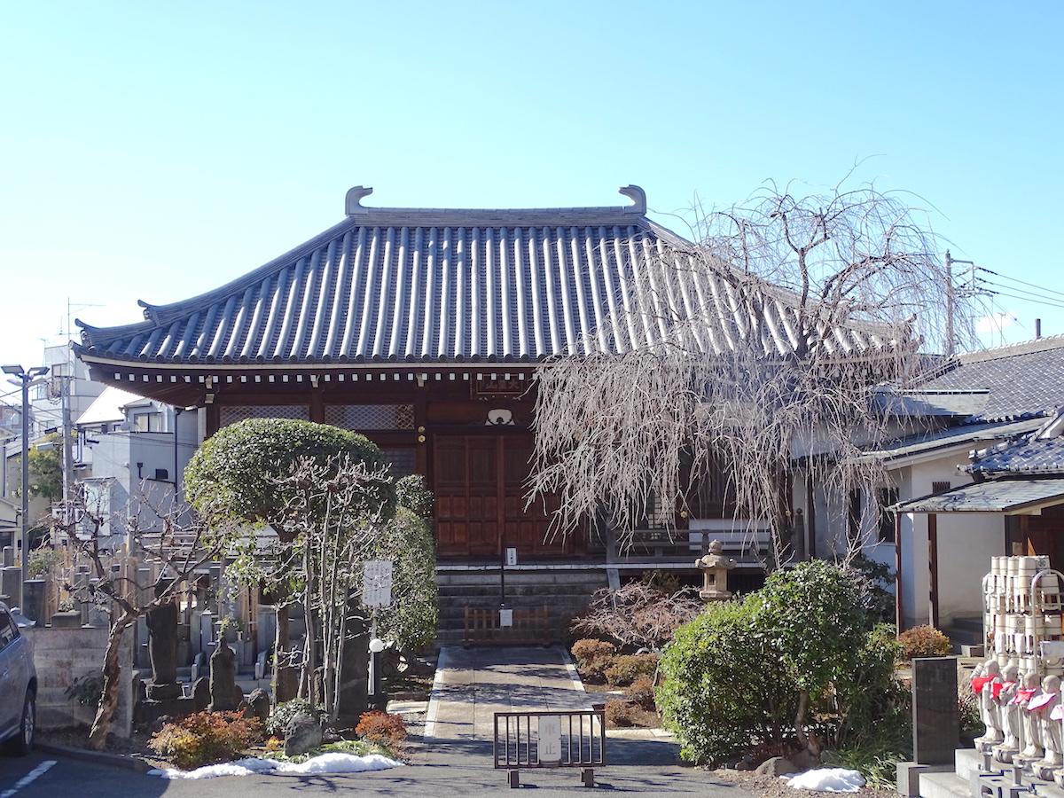 南谷寺(目赤不動)