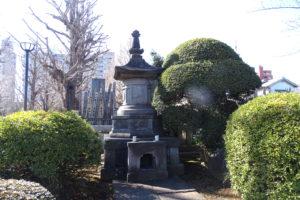 二宮尊徳の墓