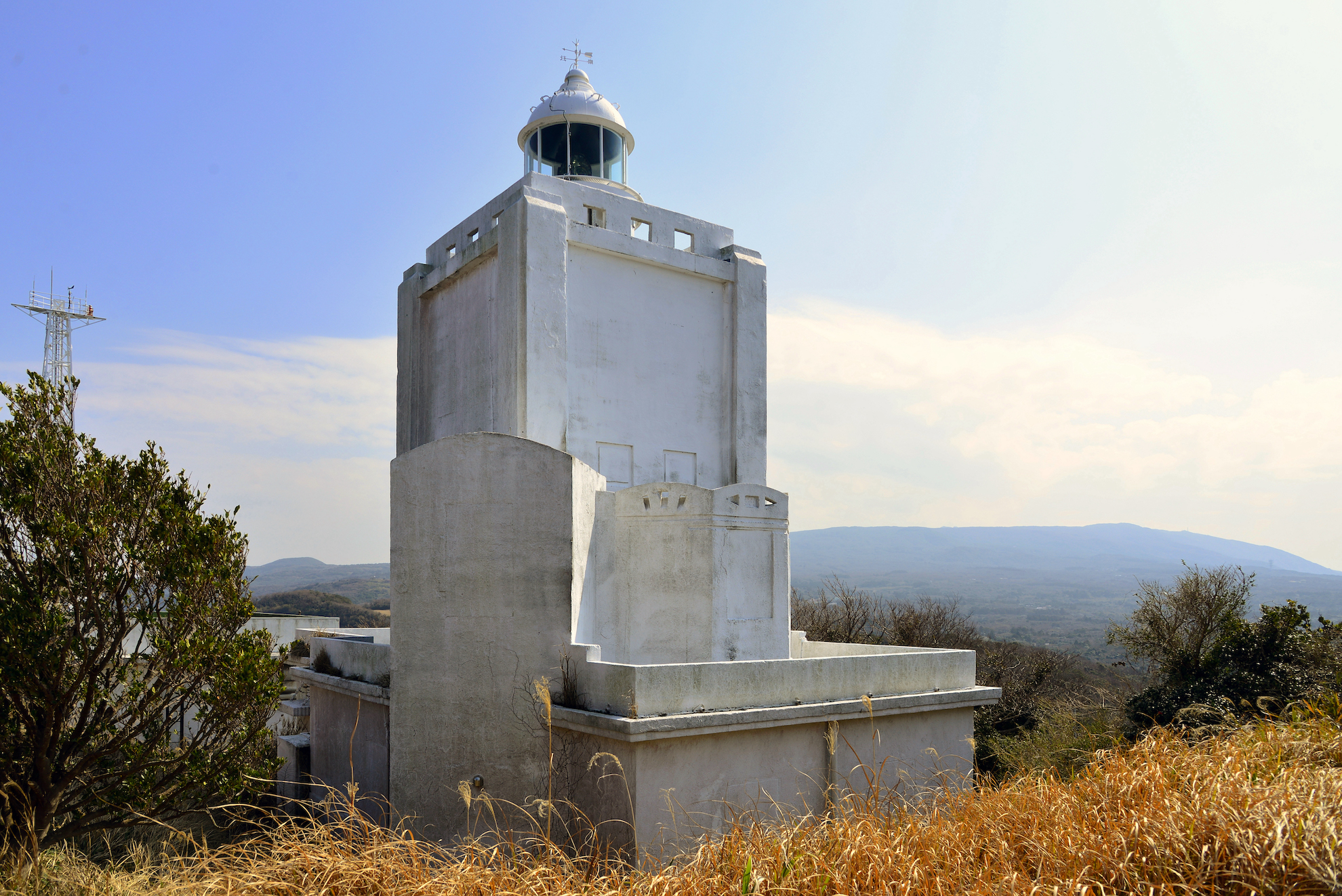 伊豆大島灯台