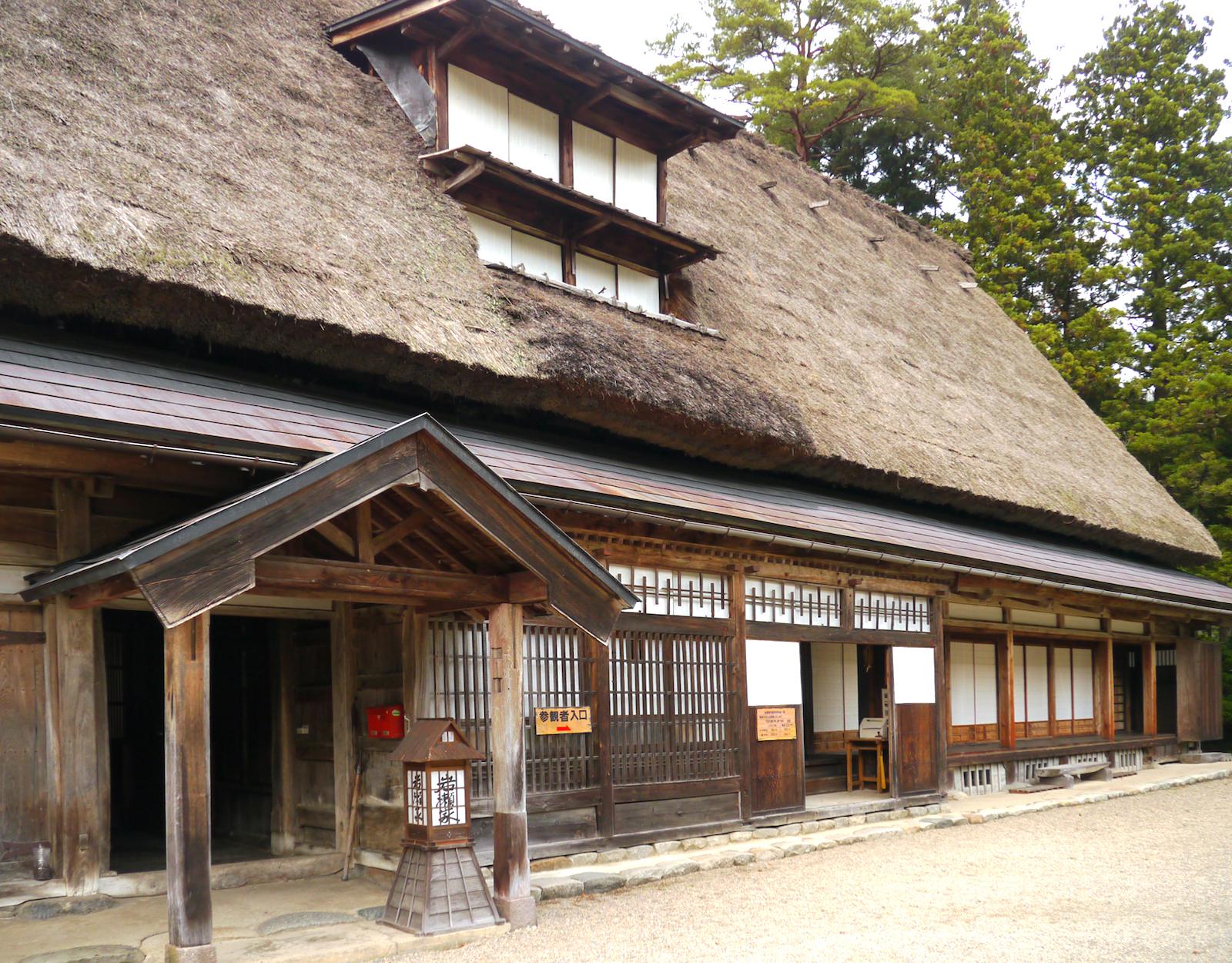 岩瀬家(五箇山)