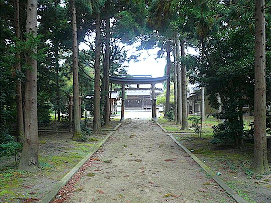 下村加茂神社