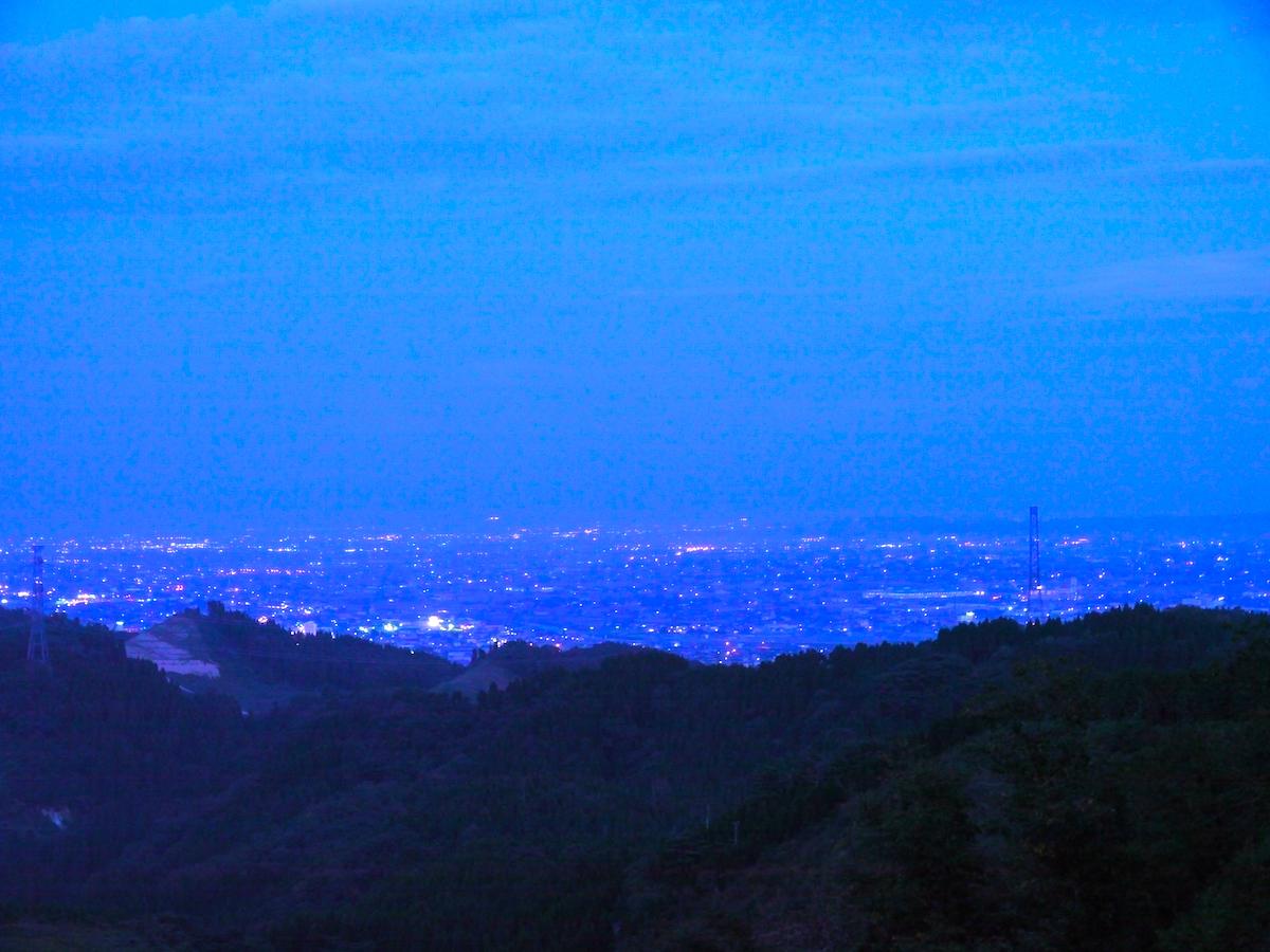 倶利伽羅峠古戦場(倶利伽羅県定公園)