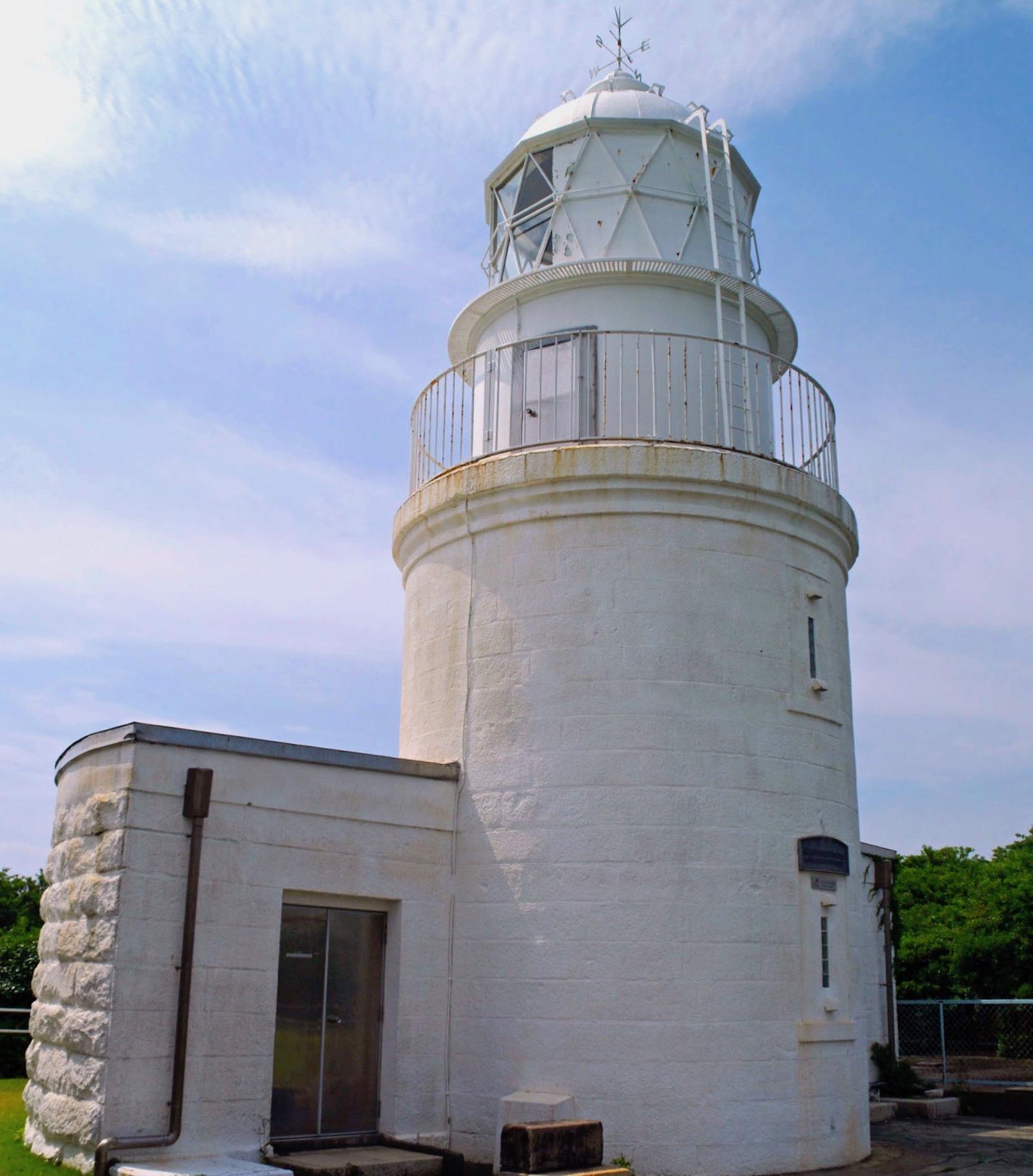 友ヶ島灯台