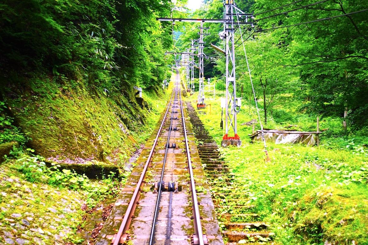 高野山ケーブルカー