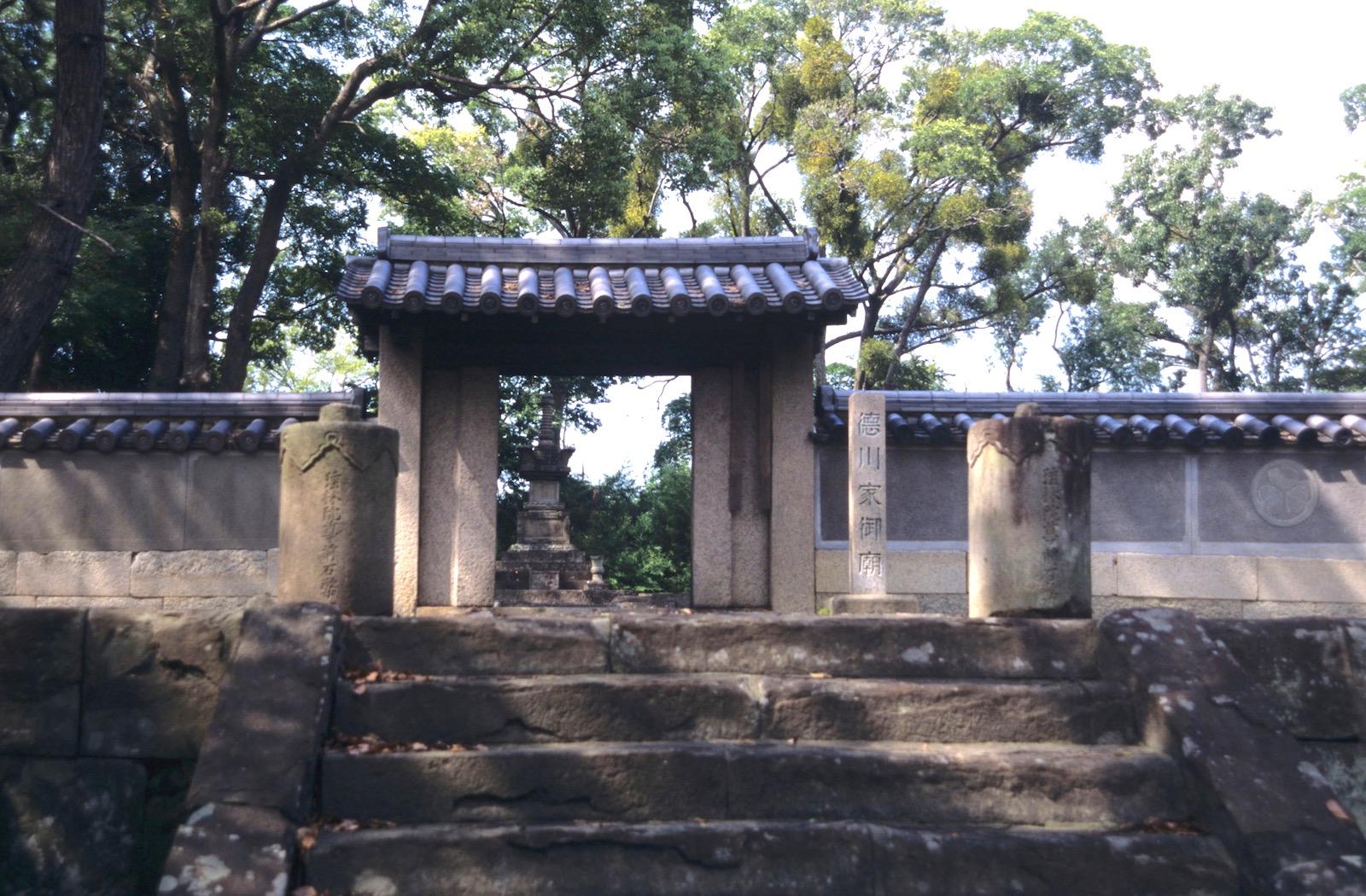 長保寺・紀州藩主徳川家墓所