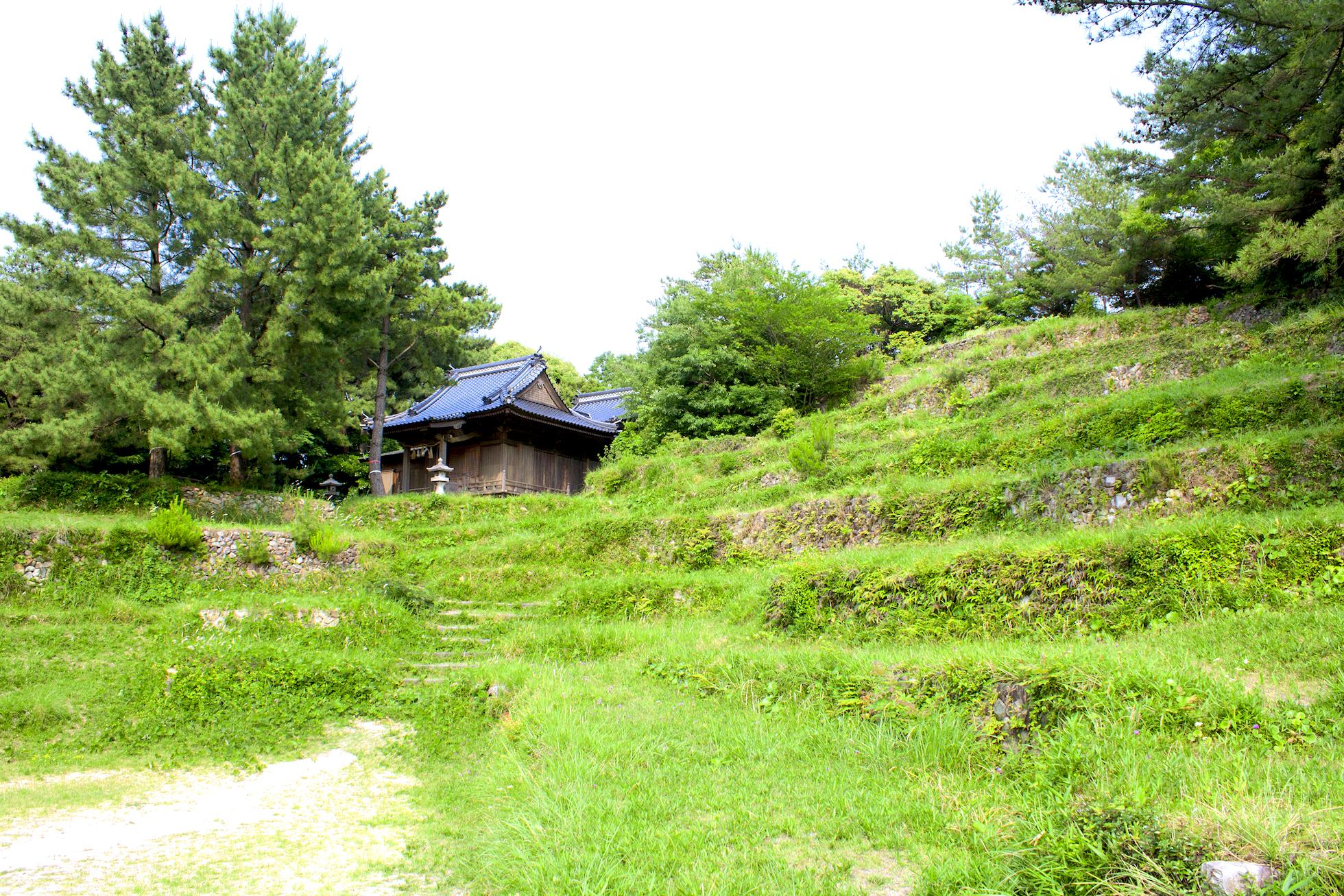赤崎神社楽桟敷