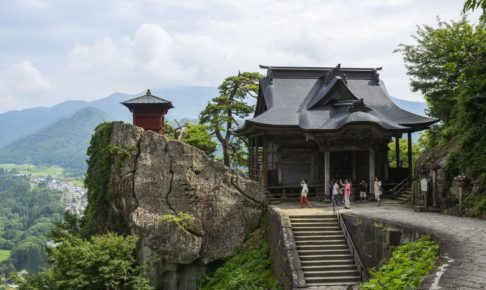 立石寺・開山堂