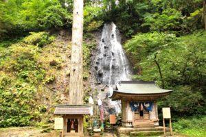 羽黒山・須賀の滝