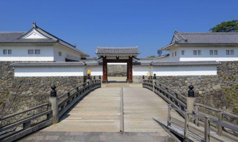 霞城公園(山形城)・東大手門