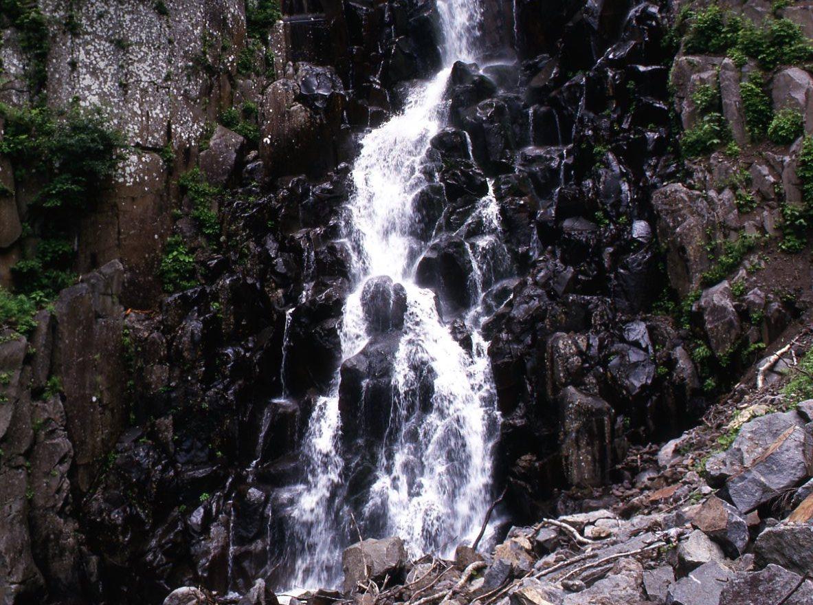 最上川源流・火焔滝