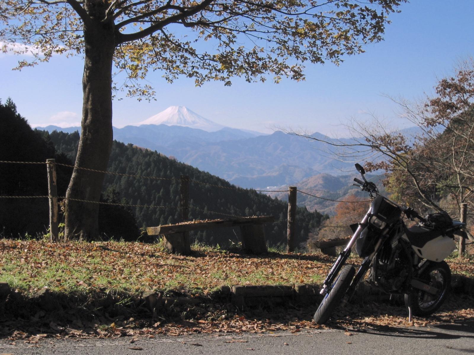 和田峠(見晴らし広場)
