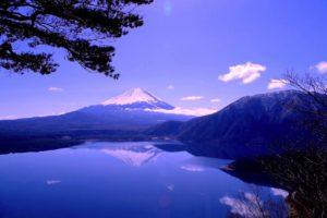 千円札の富士山(中ノ倉峠展望地)
