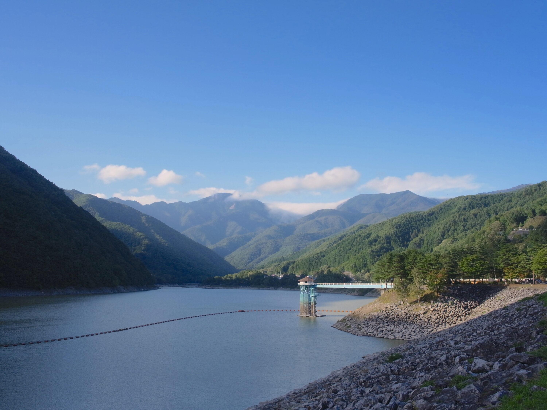 広瀬湖(広瀬ダム)