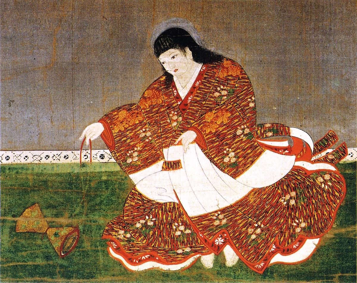 壇ノ浦合戦で8歳で命を絶った安徳天皇が祭神