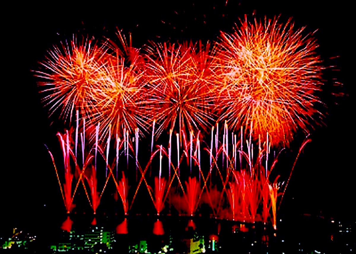 【秋季】熱海海上花火大会