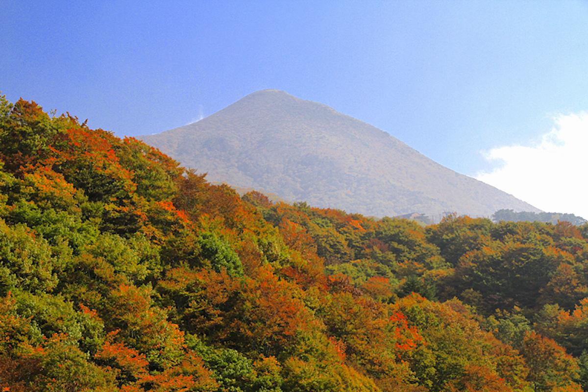 磐梯山ゴールドライン・紅葉