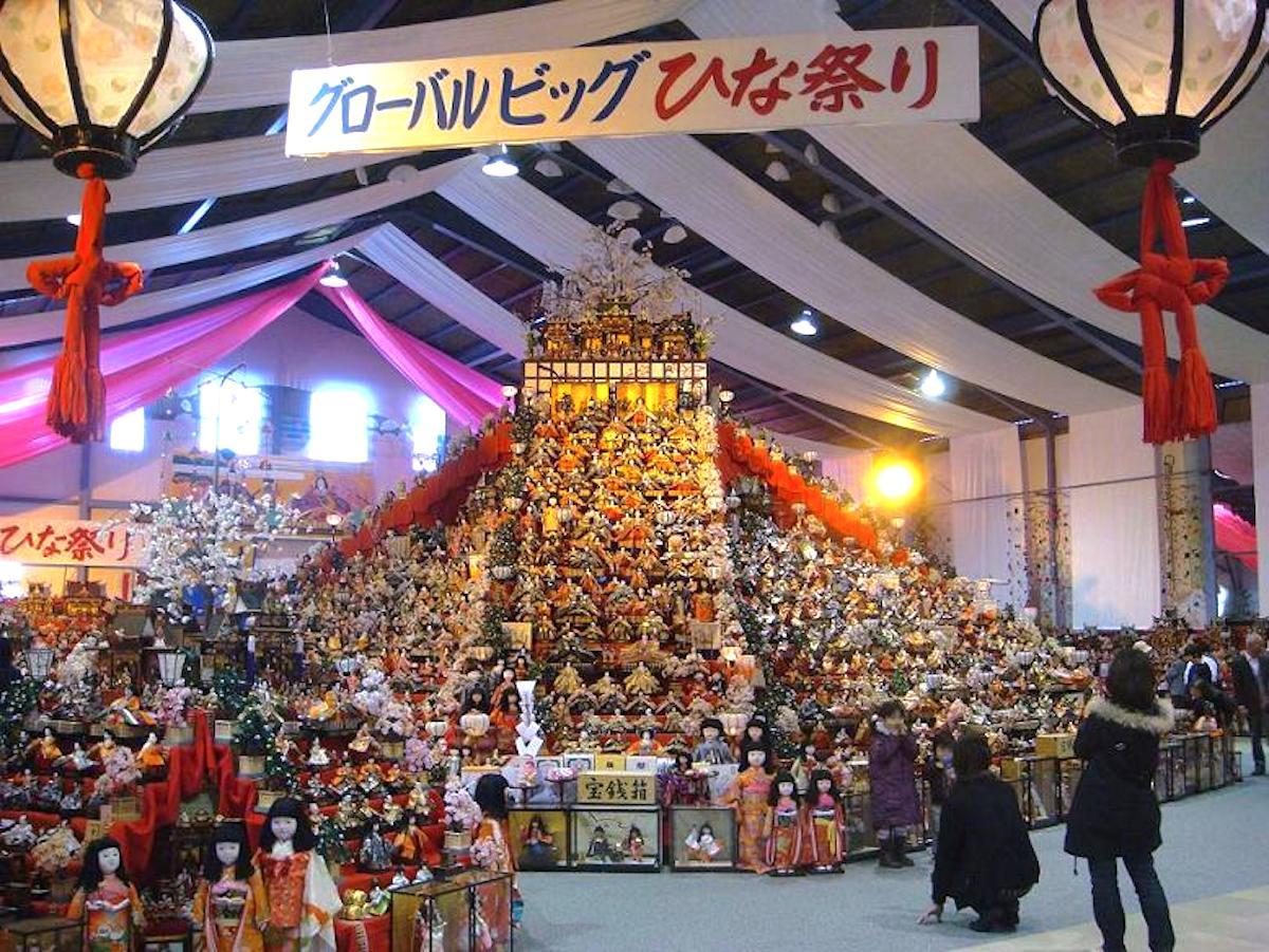 阿波勝浦ビッグひな祭り