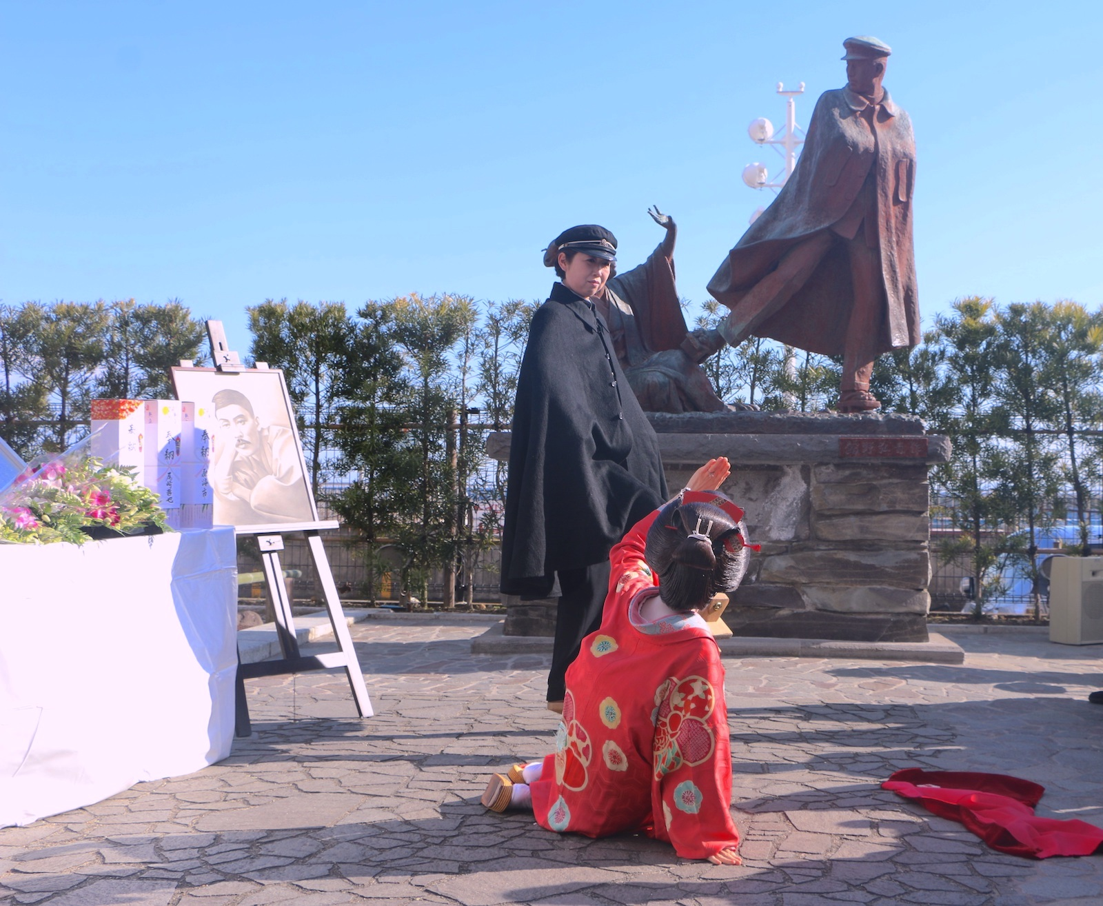 尾崎紅葉祭/1月17日