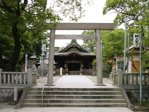 瀬戸焼のルーツ・藤四郎を祀る陶彦神社は、文政年7(1824)の創建