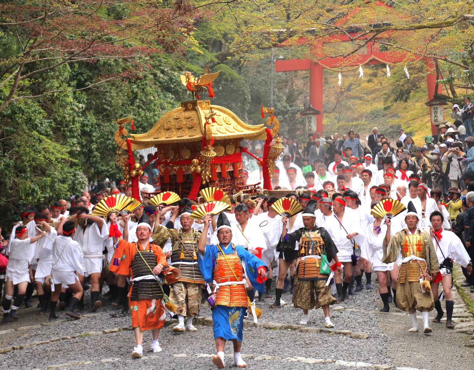 日吉大社『山王祭』