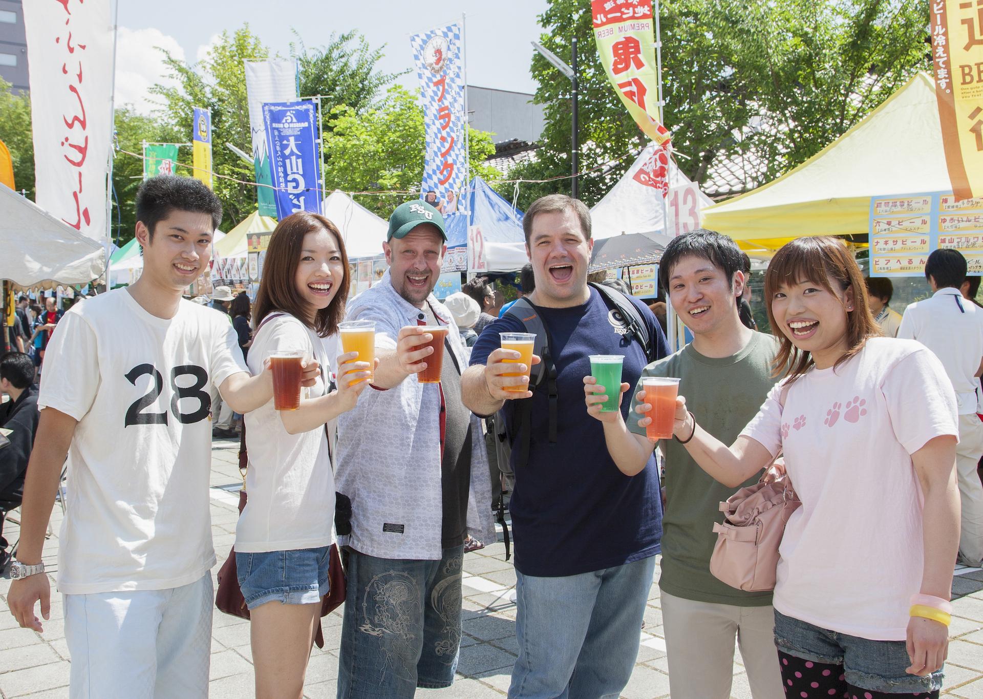 全国地ビールフェスティバル in 一関